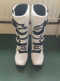 Alpinestars Tech 5 MX Size UK11 Boots Never Ridden In