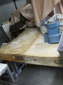 Butchers shop equipment