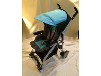 Pushchair: Chicco Trio 4 Me Travel System ( x2 one blue & one beige)