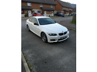 2012 WHITE BMW 3 SERIES 2.0 318I SPORT PLUS 2DR
