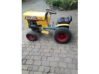 Bolens 1054 ride on mower garden tractor