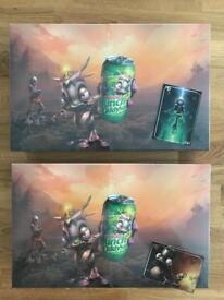 Playstation Vita Munch's Oddysee Collectors Editions