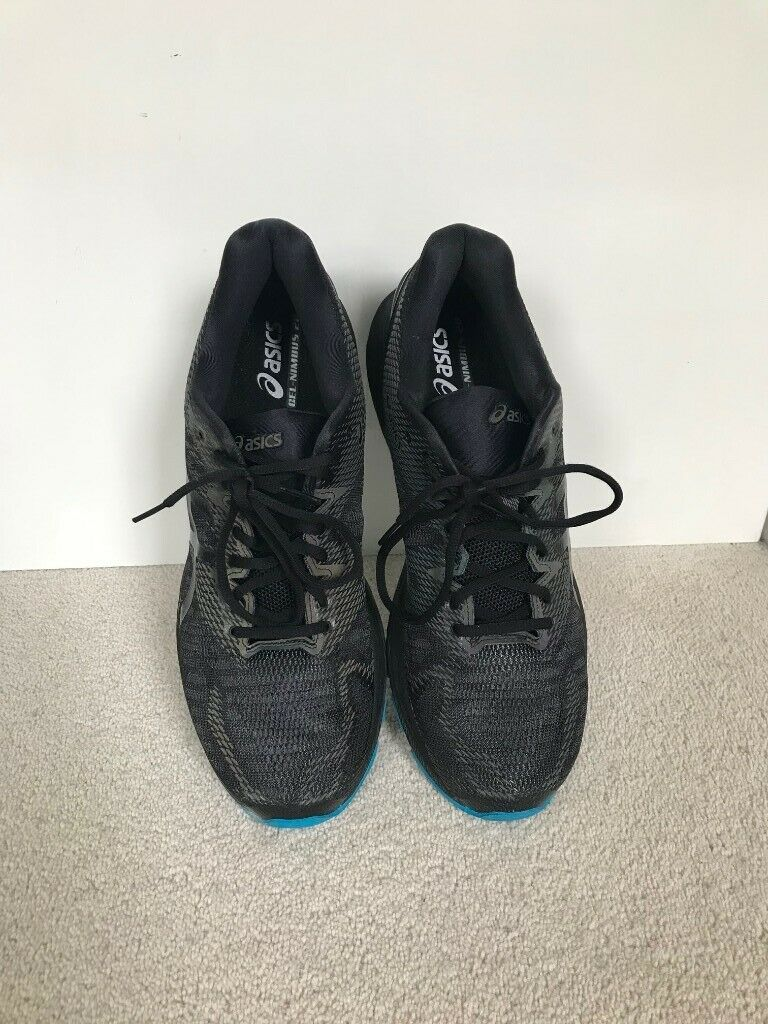 ASICS Men's Gel Nimbus 20 Lite Show Running Shoes, Black Size 12 (UK), Worn Once | in Winchester, Hampshire | Gumtree