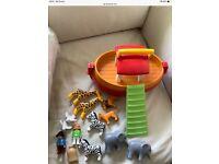 Playmobil 123 Noah's ark set