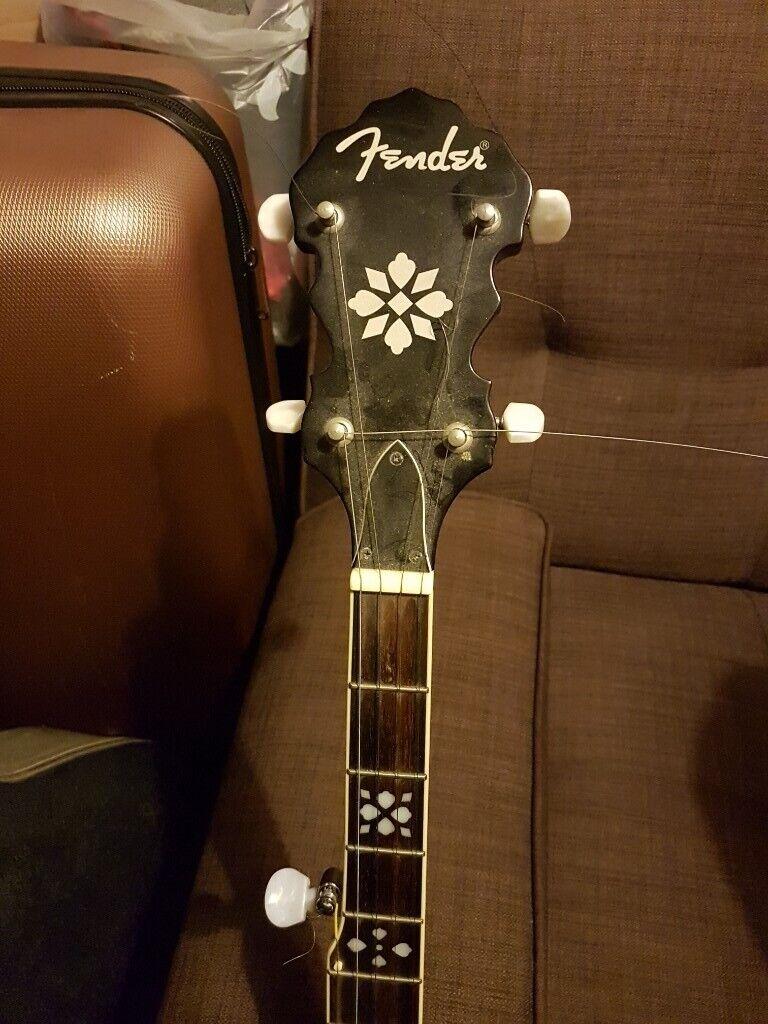 5 string fender banjo | in Risca, Newport | Gumtree