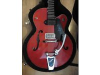 Gretsch G6119-1959 Chet Atkins reissue. Looking to trade.