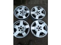18 Inch Land Rover Discovery 3 Alloy Rims Wheels in West London Area