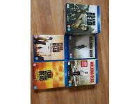 Walking dead collection blu ray