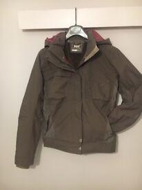 Helly Hanson Helly tech ski jacket barely worn!