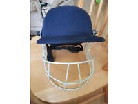 GM blue Cricket halmet x2
