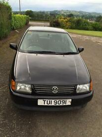 1997 Volkswagon polo 1.4 petrol (Automatic)