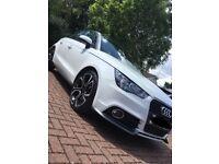 Audi A1 Sportback 1.6 TDi Contrast Edition Plus 5dr RARE EDITION FULL SERVICE HISTORY
