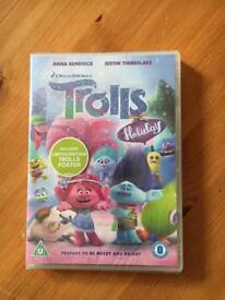 Latest Trolls DVD