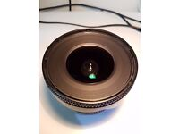 Sigma 10-20mm lens | f/3.5 | Nikon lens | great condition