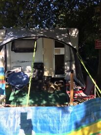 £60 used once - Camper van Summer awning/canopy