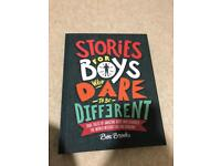 Brand new - Stories for boys who dare to be different