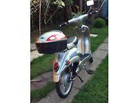 Sakura S200 electric bike/scooter