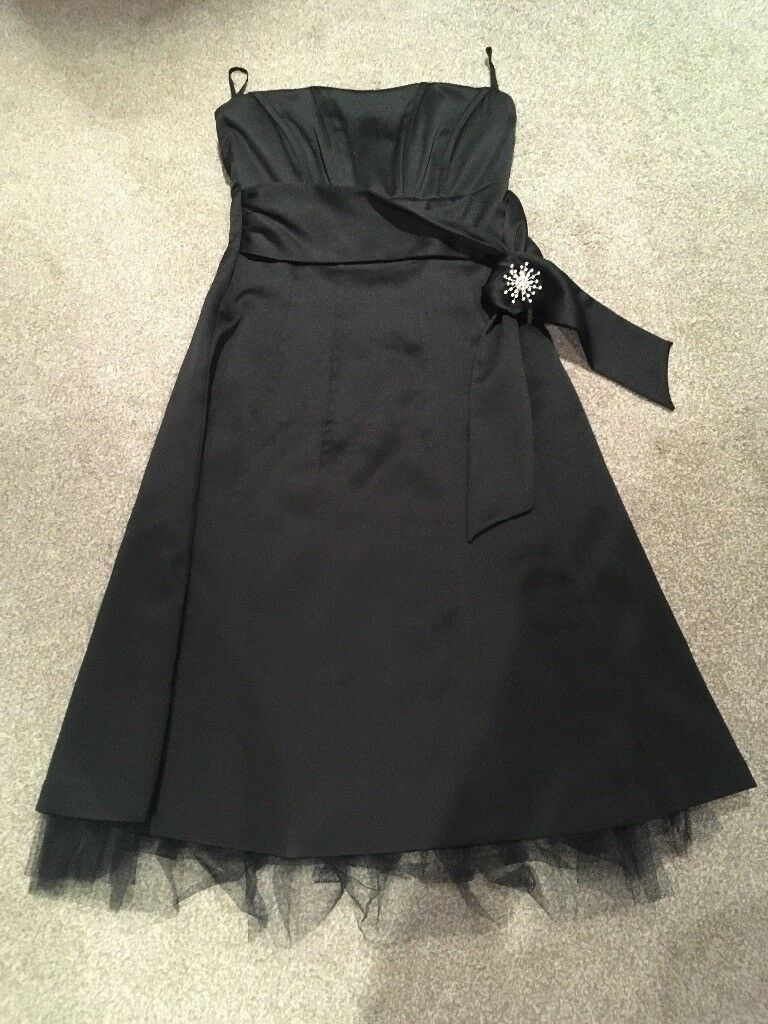 Womens littlewoods black dress in bognor regis west sussex womens littlewoods black dress ombrellifo Image collections