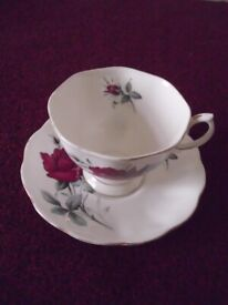 Royal Albert Tea Cup and Saucer