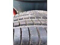 BMW e19 Alloy &Tyre
