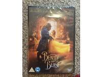 Beauty and the Beast dvd. New in cellophane wrapper