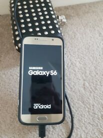 Samsung S6 Mobile Unlocked THIS HAS NOW BEEN SOLD