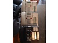 BT Nortel T7316E System Handset - 3 Available