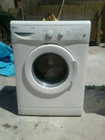 Beko washing machine free delivery and install