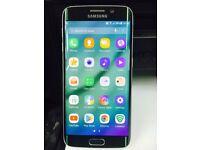 Samsung Galaxy S6 Edge SM-G925F 32GB Green Emerald Unlocked Smartphone WITH warranty & Receipt