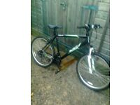 # GREAT OFFER # -BIKE FOR SALE -- NEAR NEW - 1/2 PRICE - SAVE £££££ !!