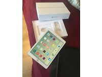 Mint Condition IPad Air 2, with Genuine Apple Leather Case