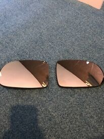 Vauxhall Corsa heated mirrors-glass only