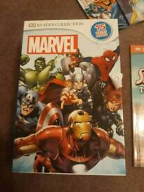 Marvel Reading Collection Level 1 -4