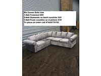 *LUCIA RIO CORNER SOFAAVAILABLE IN CORNER OR 3+2*EXPRESS DELIVERY*MADE IN UK**