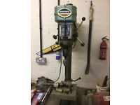 Startrite single phase Pillar Drill