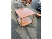 Antique vintage retro furniture coffee table record player table SOLD SOLD SOLD