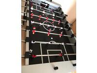 Soccer table foosball