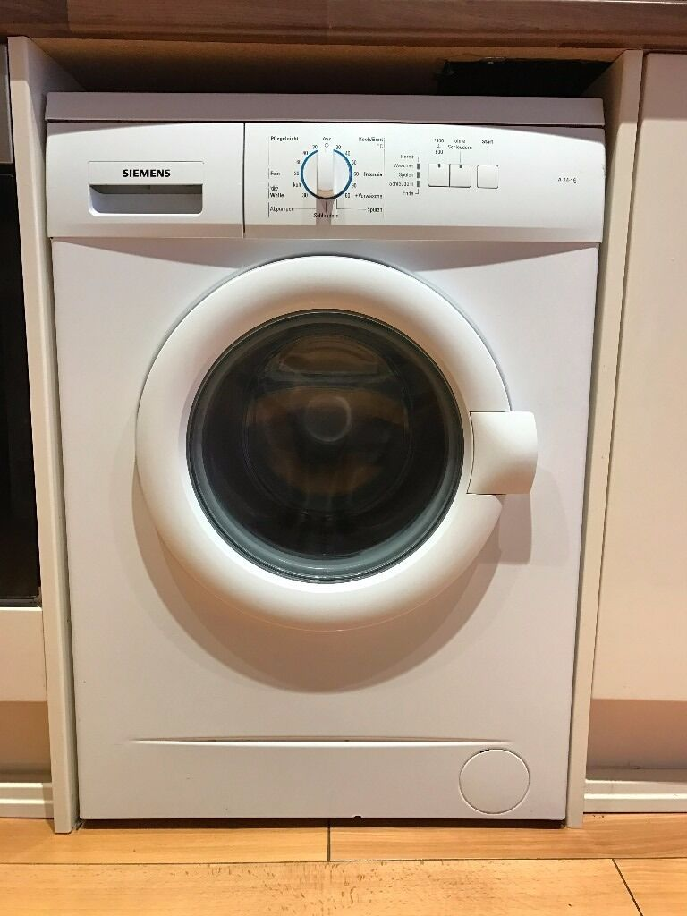 Siemens washing machine 7kgin East Kilbride, GlasgowGumtree - siemens washing machine 7 kg. selling it because of moving home. New property has built in appliances. and no extra space for mine. Working perfectly