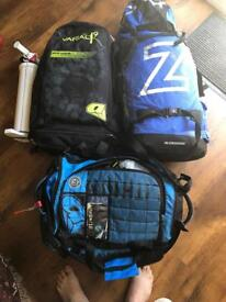 Ideal beginners Quiver for sale