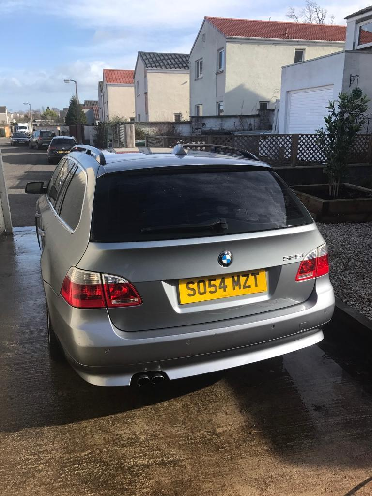 BMW 525i SE Touring - excellent workhorse px/ex Van