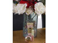 Fizz & Bubbles scented hand/lips gift set
