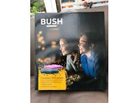 Brand new unopened bush pink DVD player