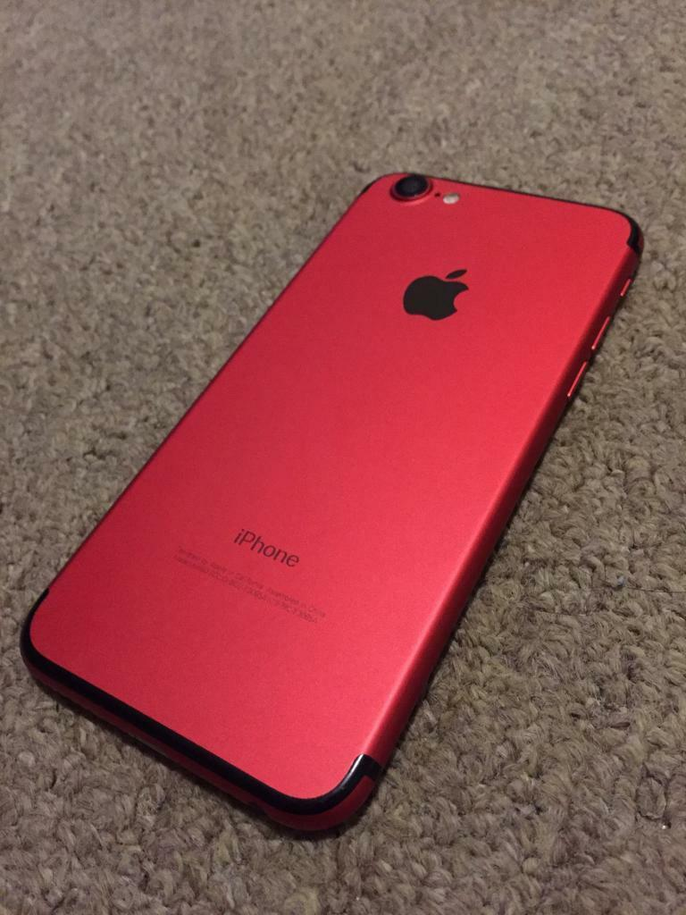 IPhone 6 Red In Wesham Lancashire Gumtree