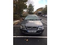 Volvo V40 diesel estate, full leather and A/C, great condition, lovely example