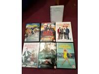 Large mixed dvd bundle