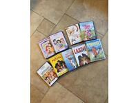 DVDs - (x 9)