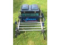 Drennan team England fishing box \ seat