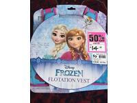 Frozen Swim/Floatation Vest age 2-3