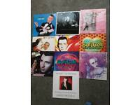 Marc Almond set of 10 12 inch vinyl singles