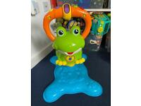 Vetch bounce & learn frog and laugh & learn chair